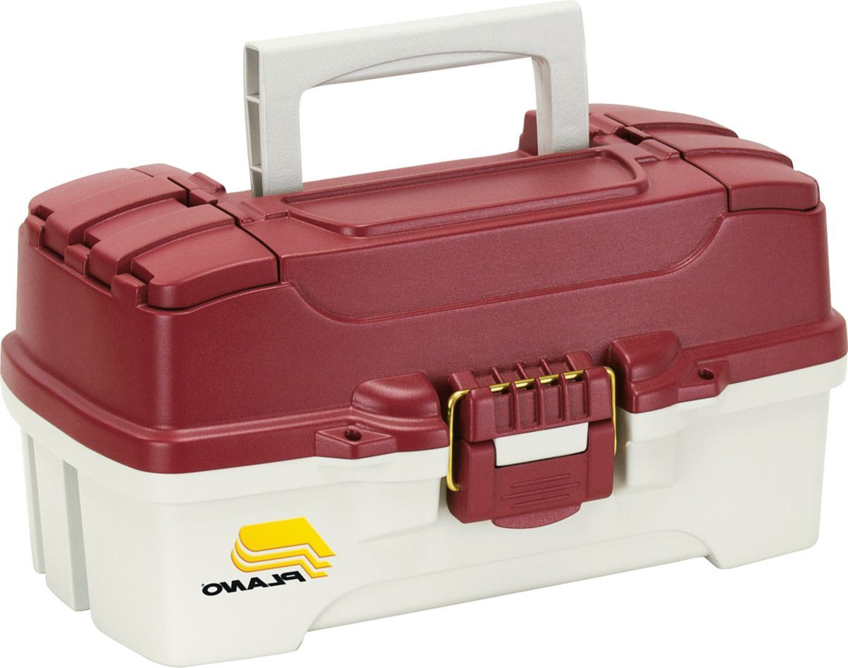 Plano® 6201 One-Tray Tackle Box