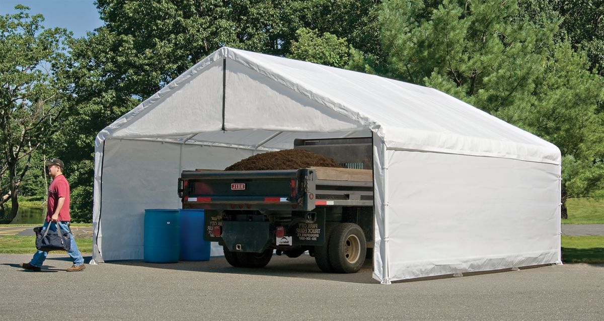 ShelterLogic® Super Max™ Canopy Enclosure Kit