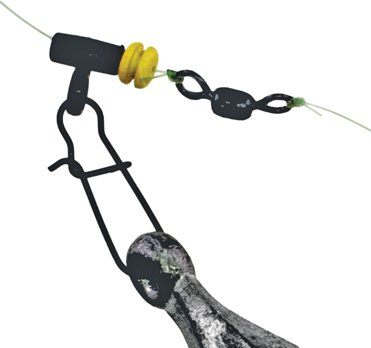 Real Catfish Gear Sinker Sliderz™