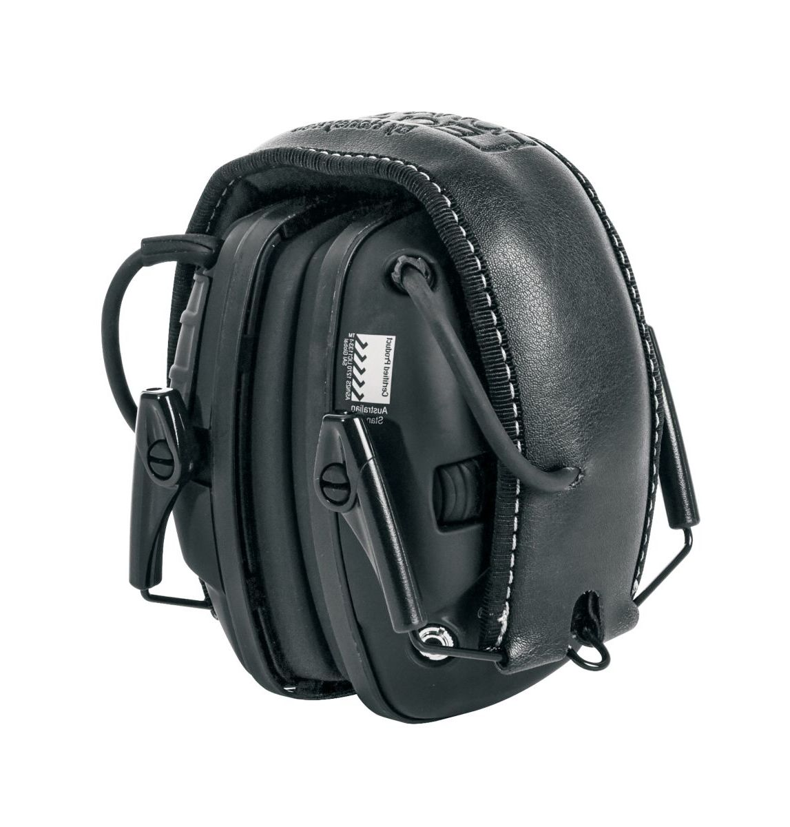 Howard Leight Impact™ Sport Black Earmuffs