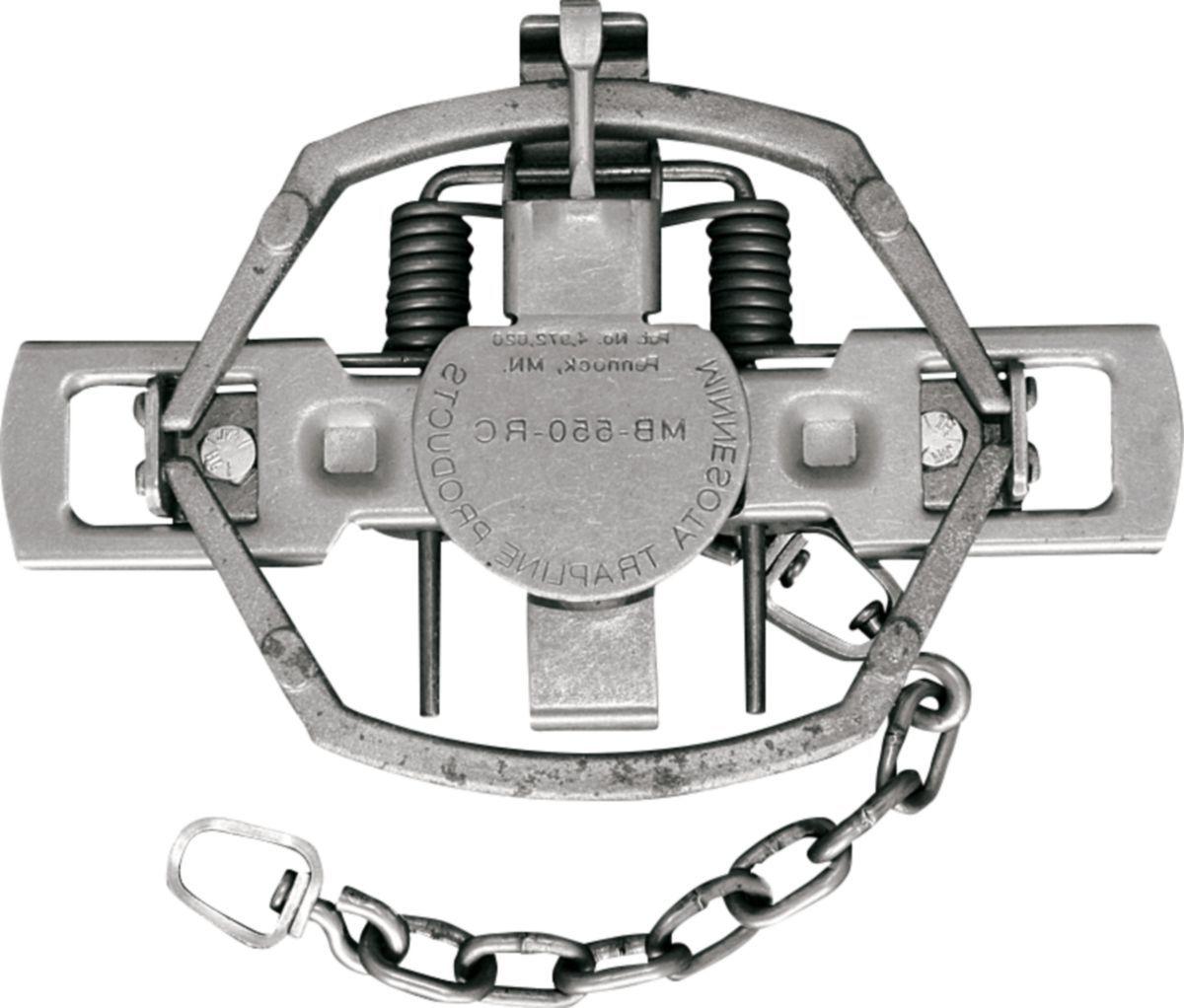Minnesota Trapline Products MB-550 Offset Predator Trap