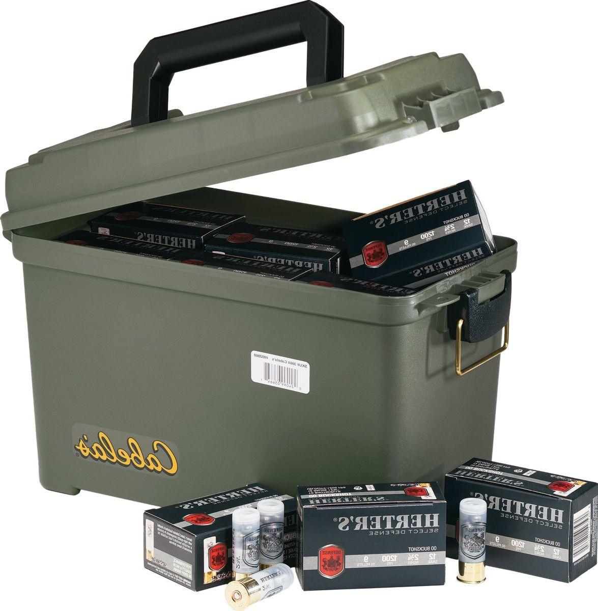 Herter's® Defense Shotshells with Dry Box