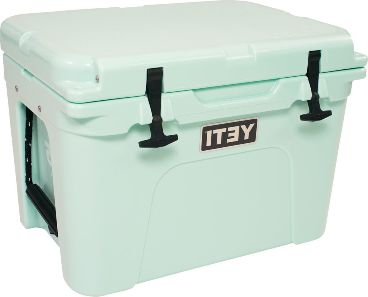 YETI® Seafoam Green Limited Edition Tundra 35 Cooler
