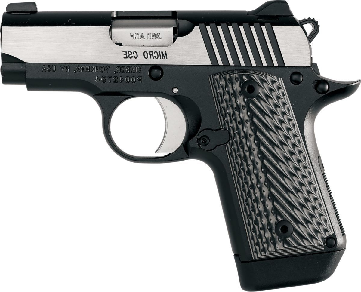 Kimber Micro .380 Pistols