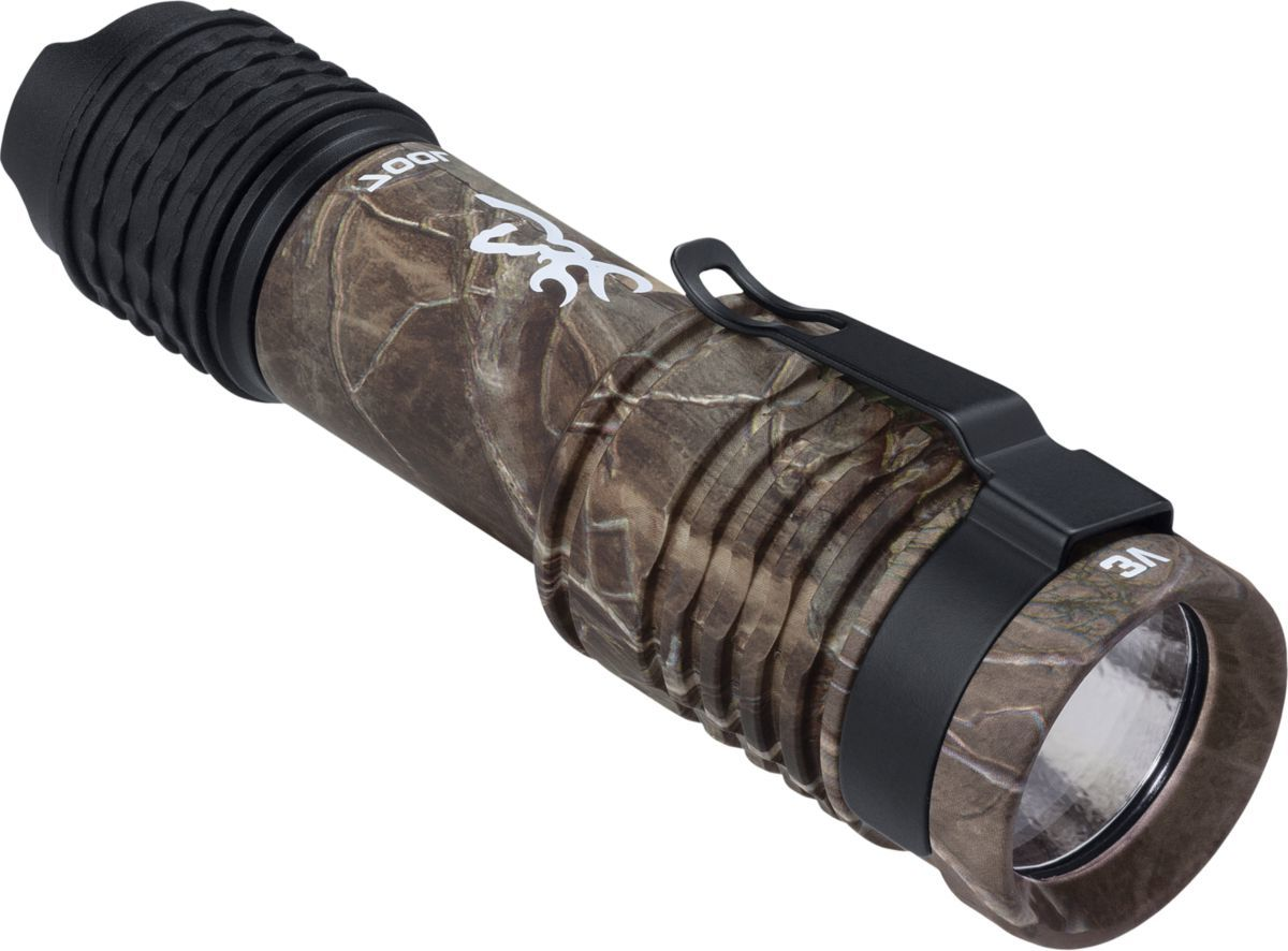 Browning Blackout 3-Volt USB Rechargeable Flashlight