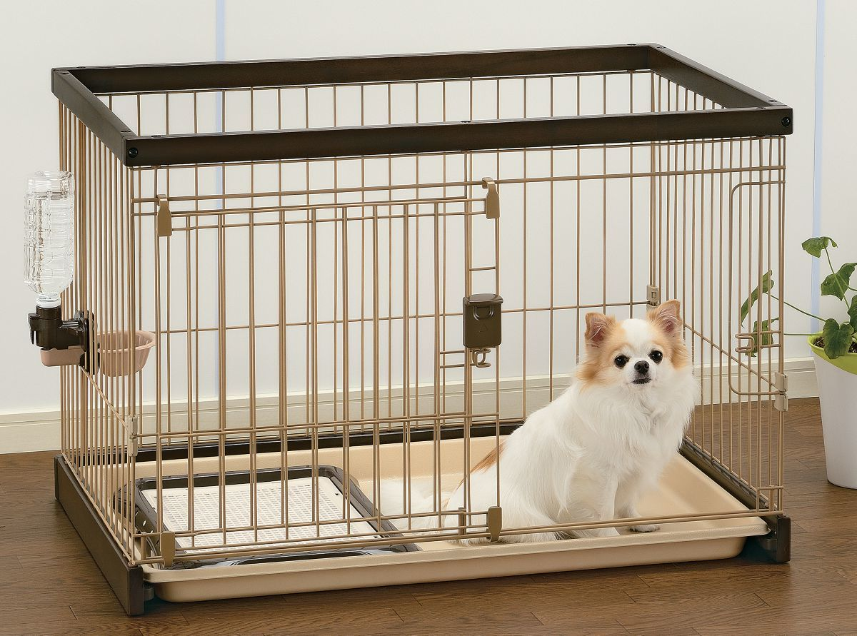 Richell Easy-Clean Pet Crate