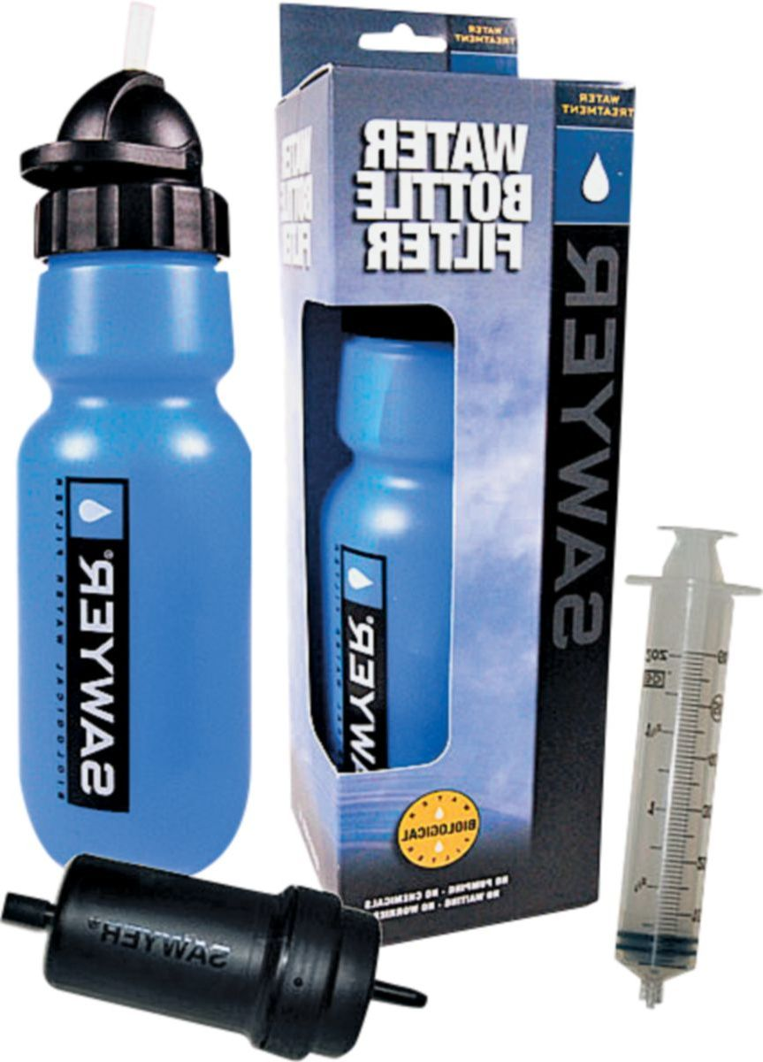 Sawyer® Personal Water Bottle with Filter