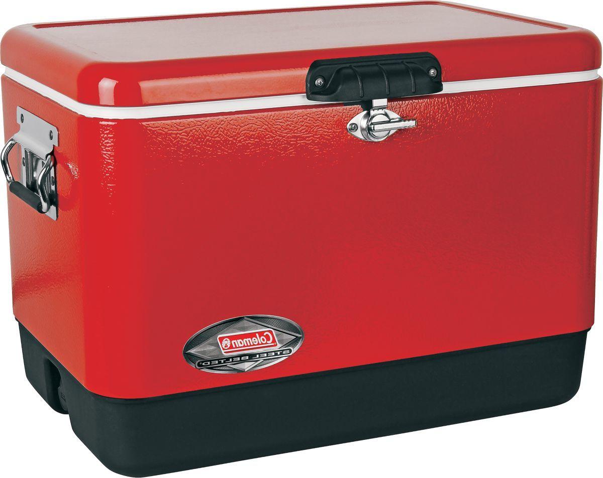 Coleman® Classic 54-Qt. Steel Cooler