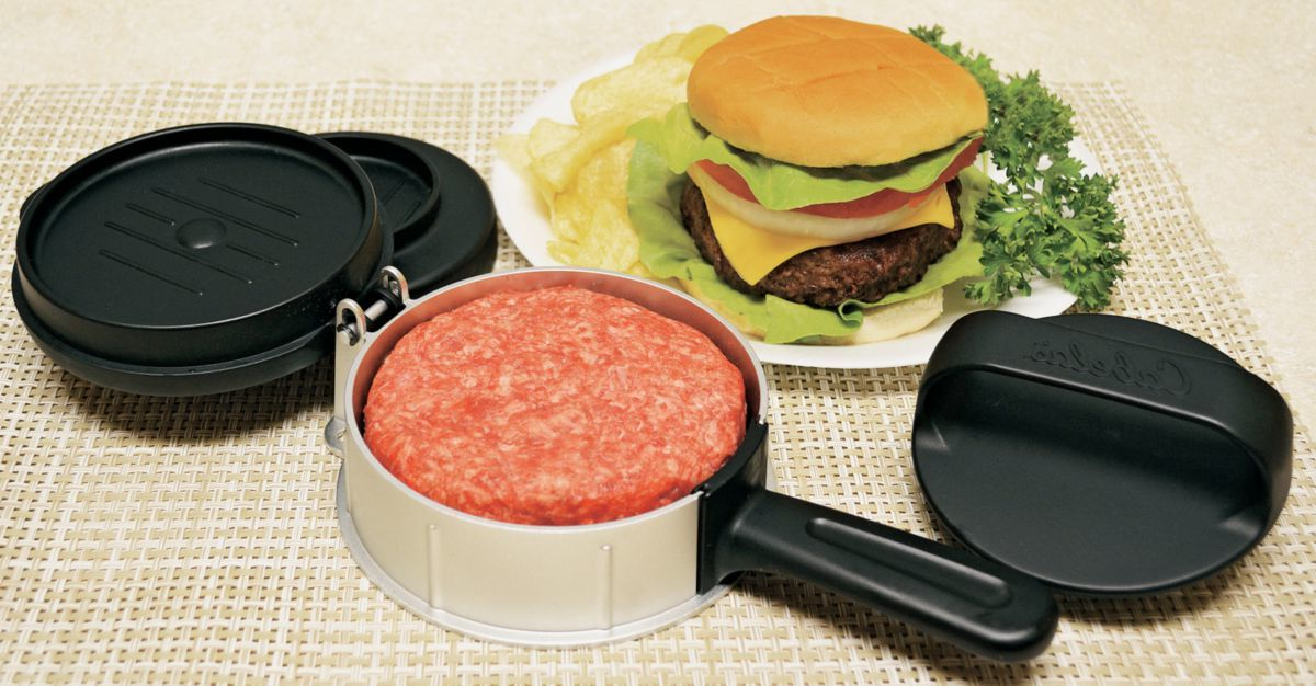 Cabela's All-In-One Burger Press