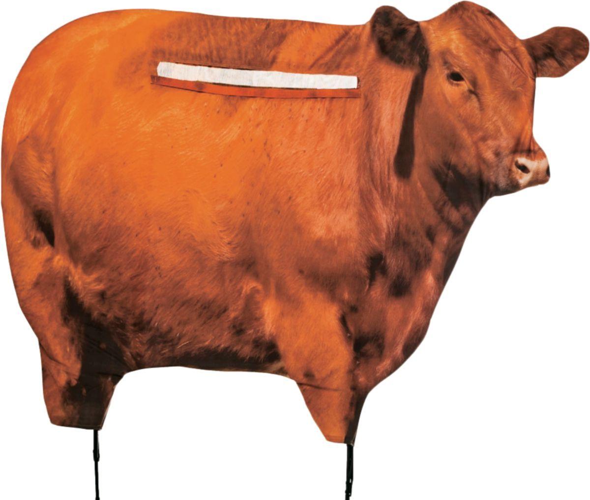 Montana Decoy Big Red Moo Cow Decoy