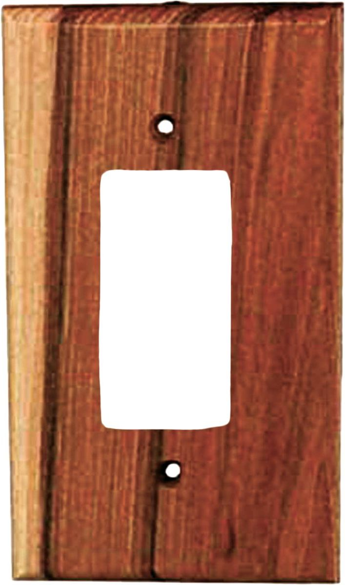 Square-Edge Hickory Electrical Covers