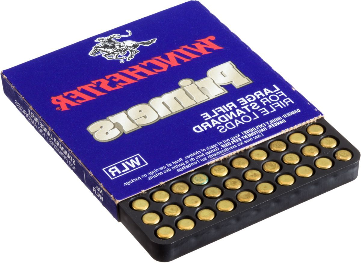 Winchester® Rifle Primers