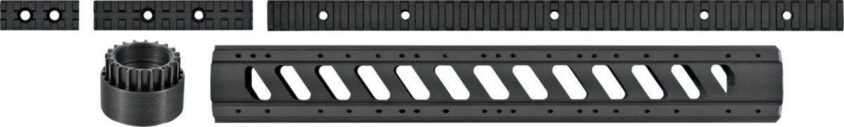ATI Free-Float Forend with Rails