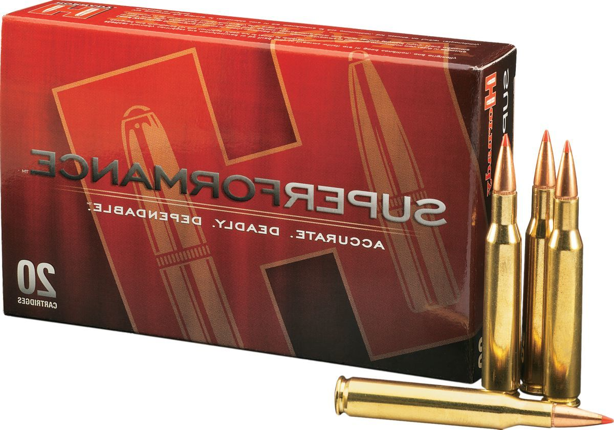 Hornady® Superformance® Dangerous Game Rifle Ammunition
