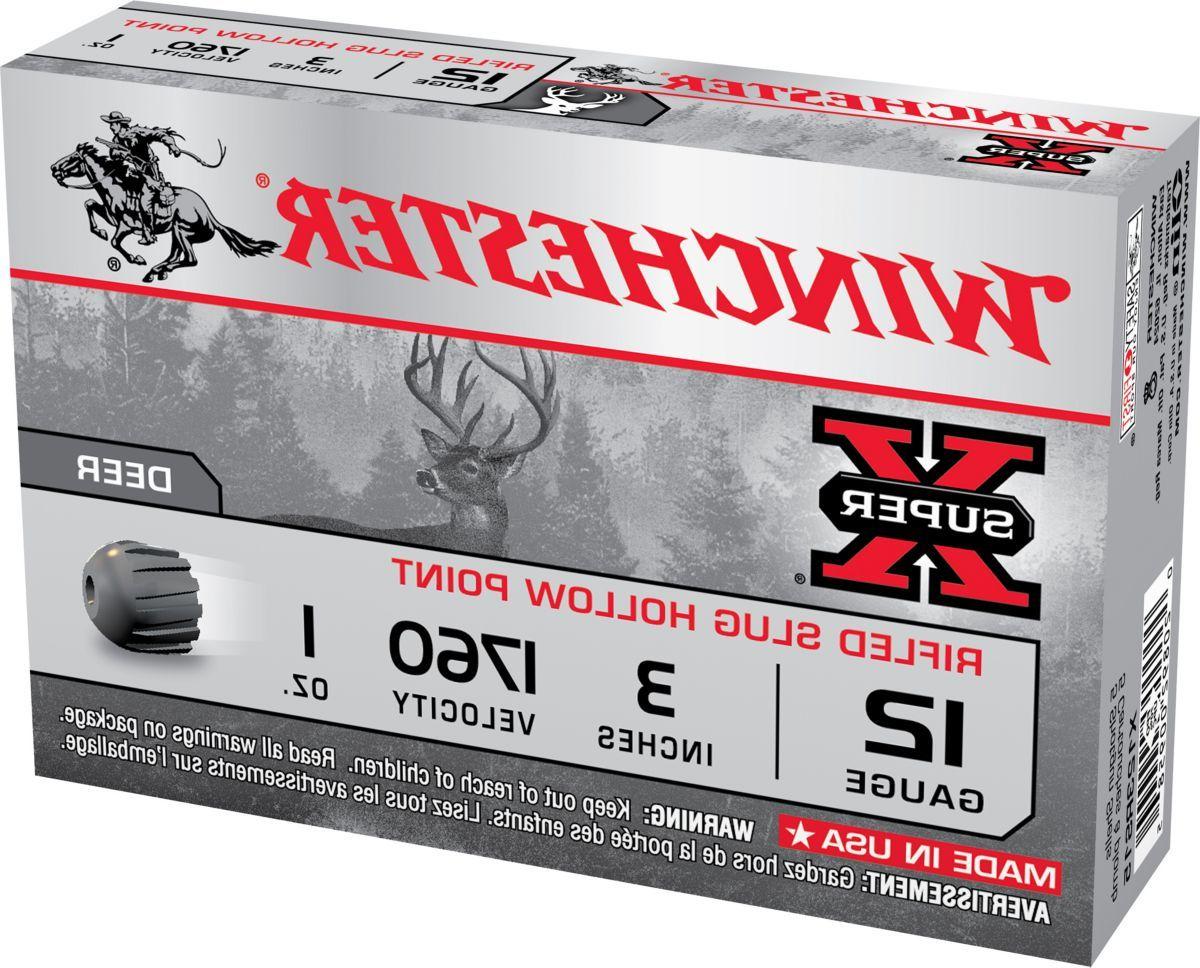 Winchester® 15-Round Value-Pack Slugs
