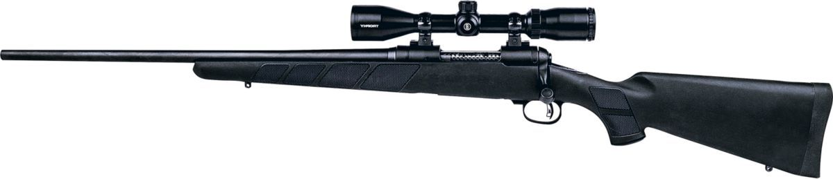 Savage® Arms Model 11/111 DOA Hunter XP Bolt-Action Rifle with Bushnell® Trophy DOA 3-9x40 Scope Package