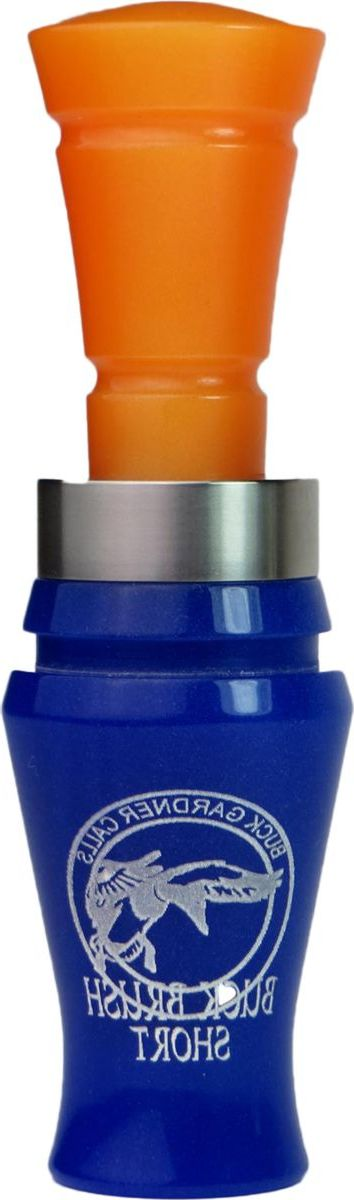 Buck Gardner Short Buck Brush Duck Call