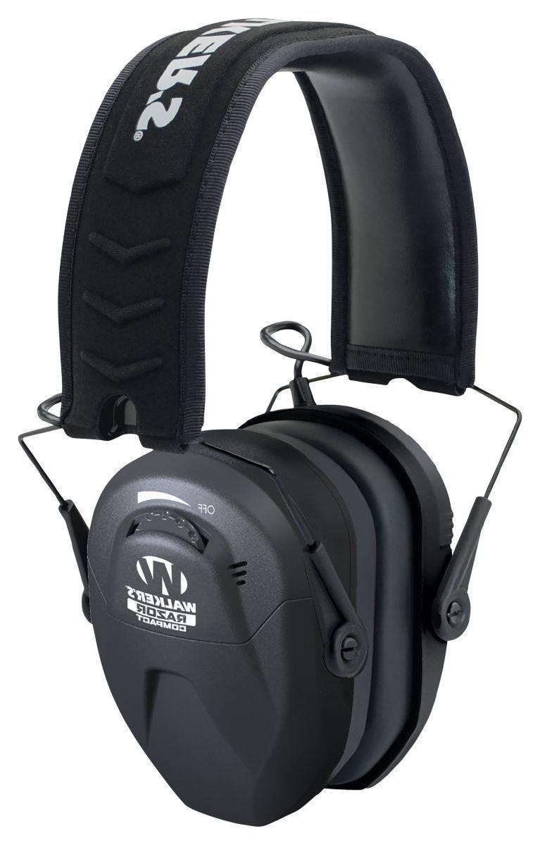Walker's Game Ear Razor Compact Muffs