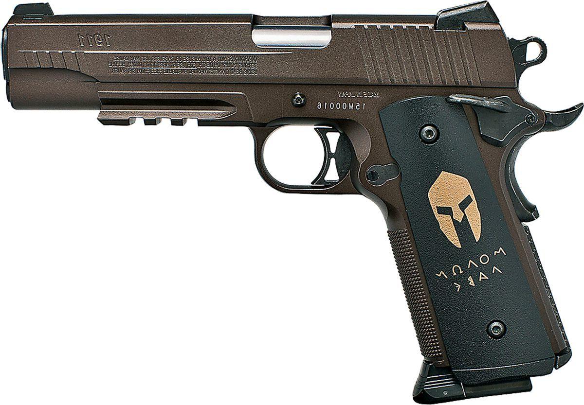 SIG Sauer® 1911 .177-Cal Spartan Air Pistol
