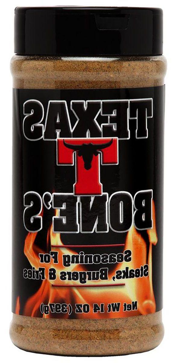 Texas T-Bone's Meat Rub