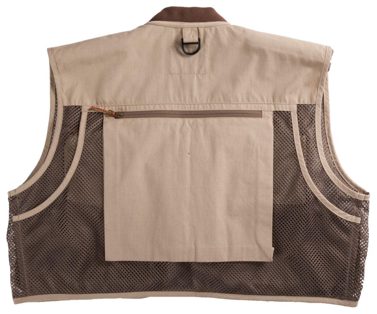 White River Fly Shop® Men's Journeyman Mesh Fly-Fishing Vest
