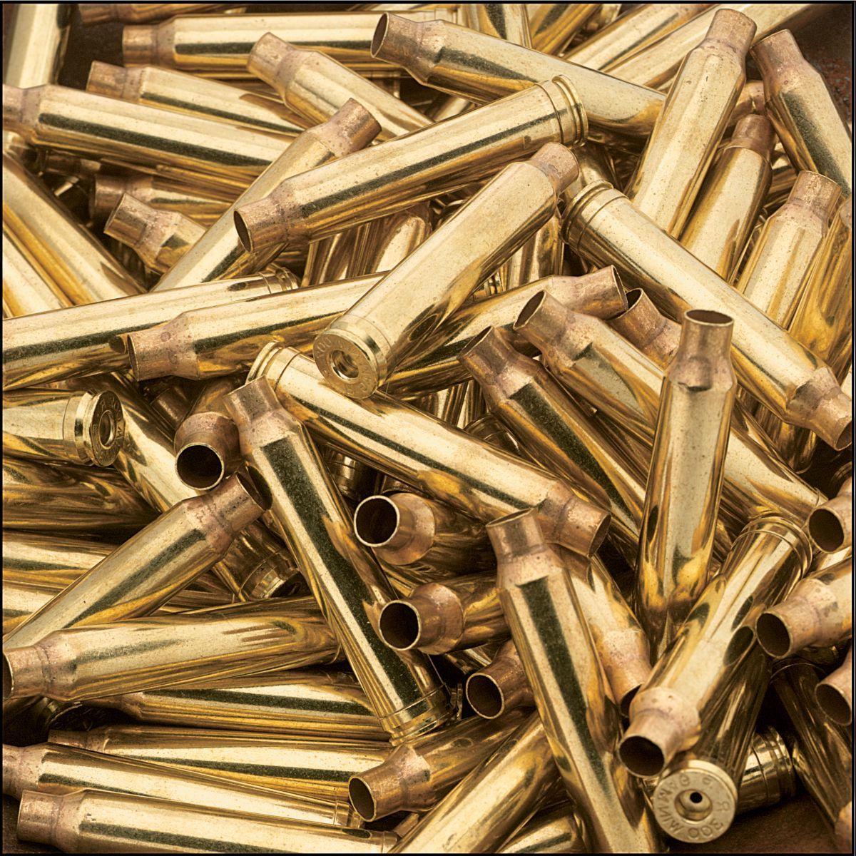 Remington® Unprimed Small Caliber Rifle Brass – Per 100