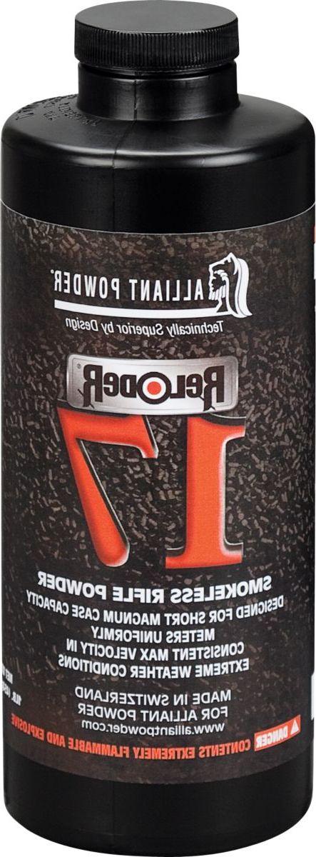 Alliant Powder® Smokeless Powders