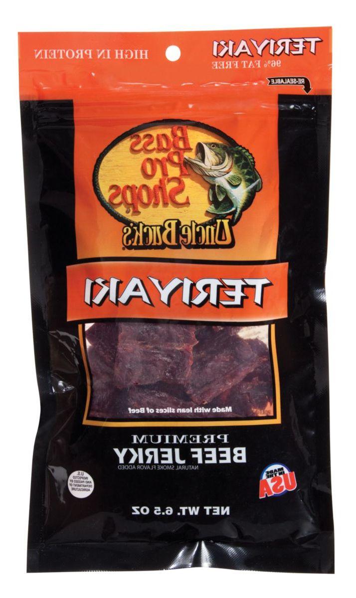 Bass Pro Shops® Uncle Buck's Premium Beef Jerky