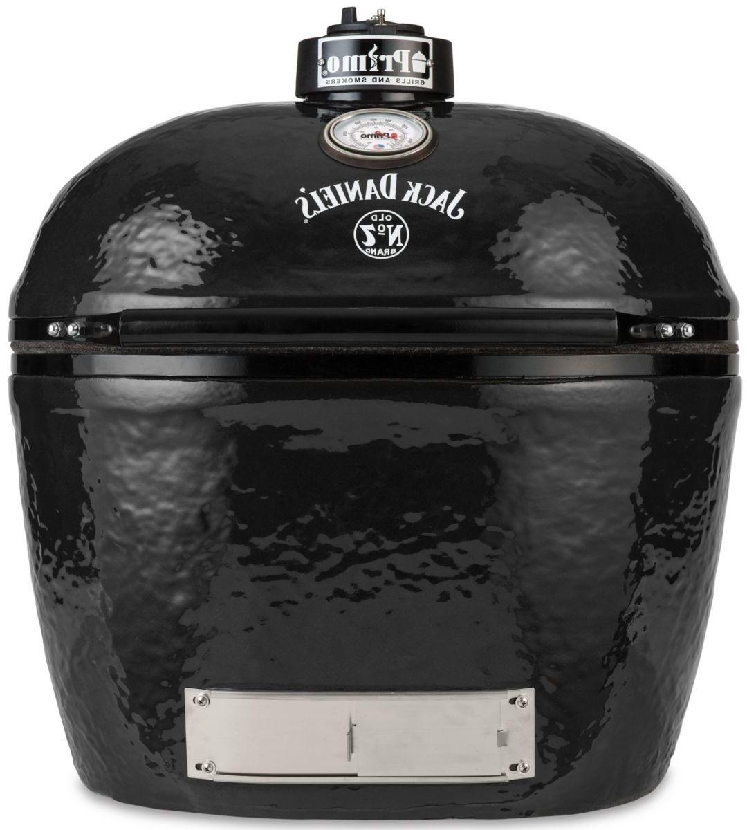 Primo Jack Daniel's Oval XL 400 Ceramic Grill