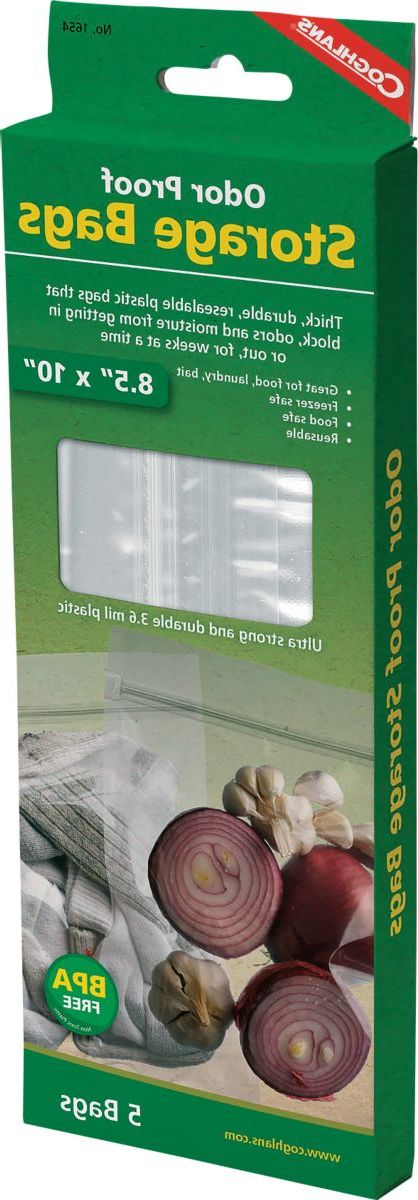 Coghlan's Odor Proof Storage Bags