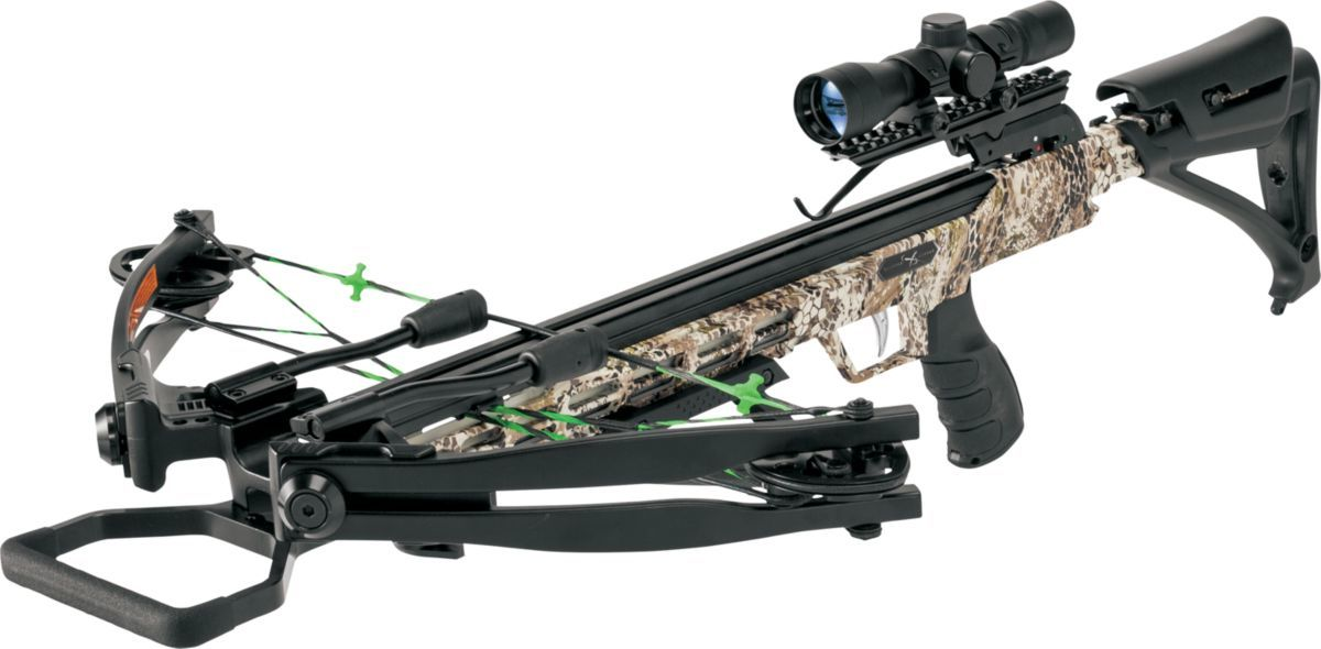 Carbon Express PileDriver Crossbow Package