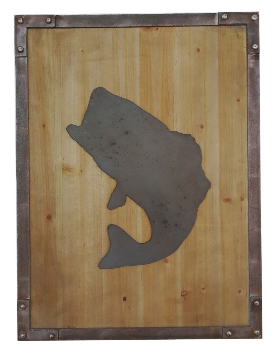 Tim Wolfe Vintage Direct Bass Wall Art