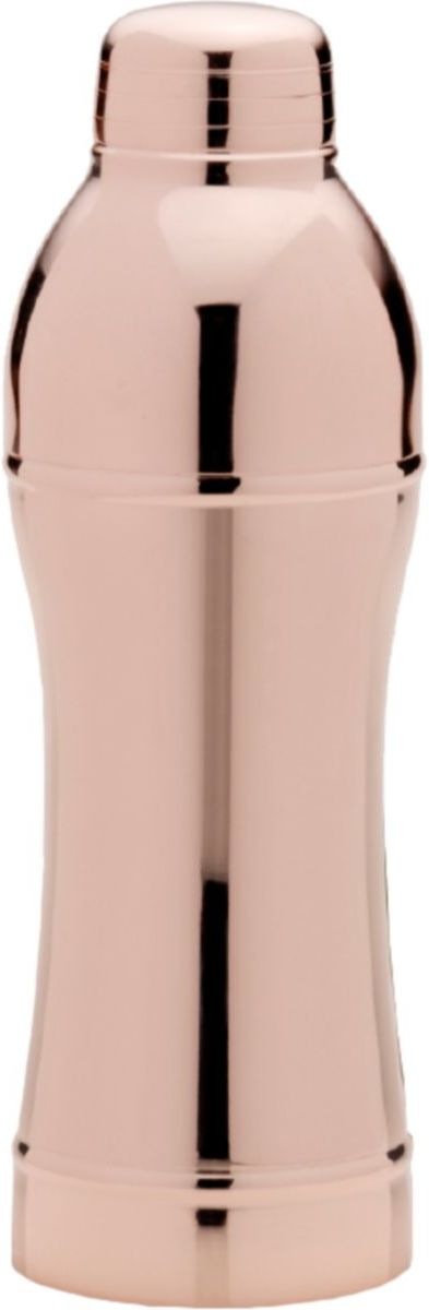 Lifetime Brands Copper-Plated Cocktail Shaker
