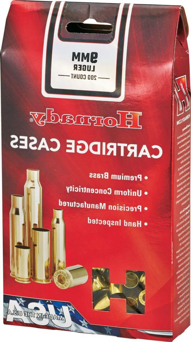 Hornady® Unprimed Reloading Pistol Brass