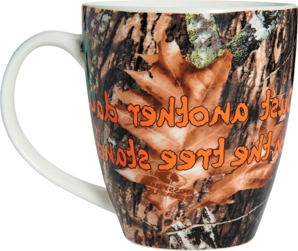 Mossy Oak® 20-oz Porcelain Mugs – Six-Pack