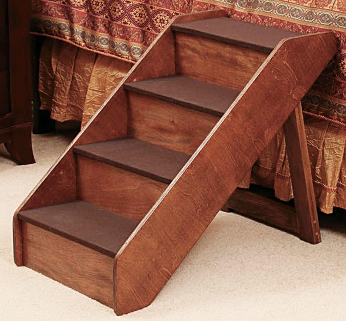 Solvit PupStep™ Wood Pet Stairs