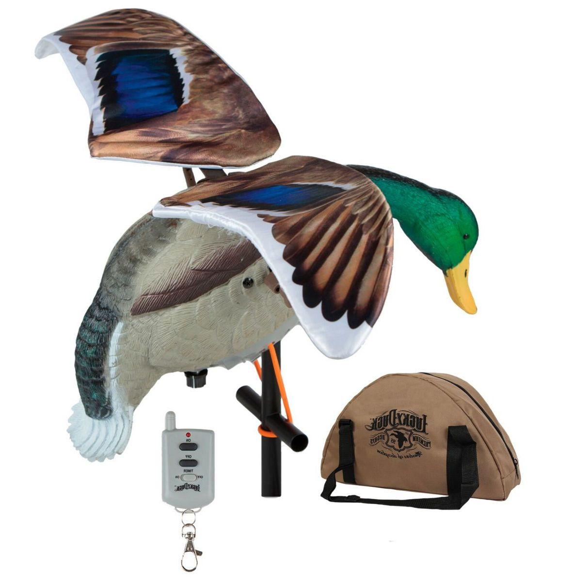 Lucky Duck Lucky Flapper HD Mallard Combo