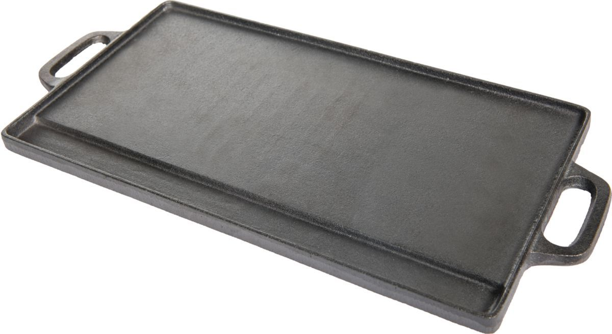 Traeger Reversible Cast-Iron Griddle
