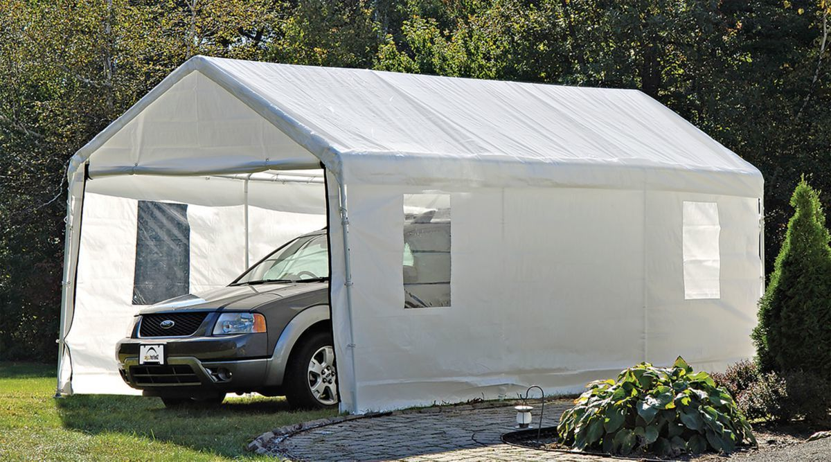 ShelterLogic® Max AP™ Canopy Enclosure Kit