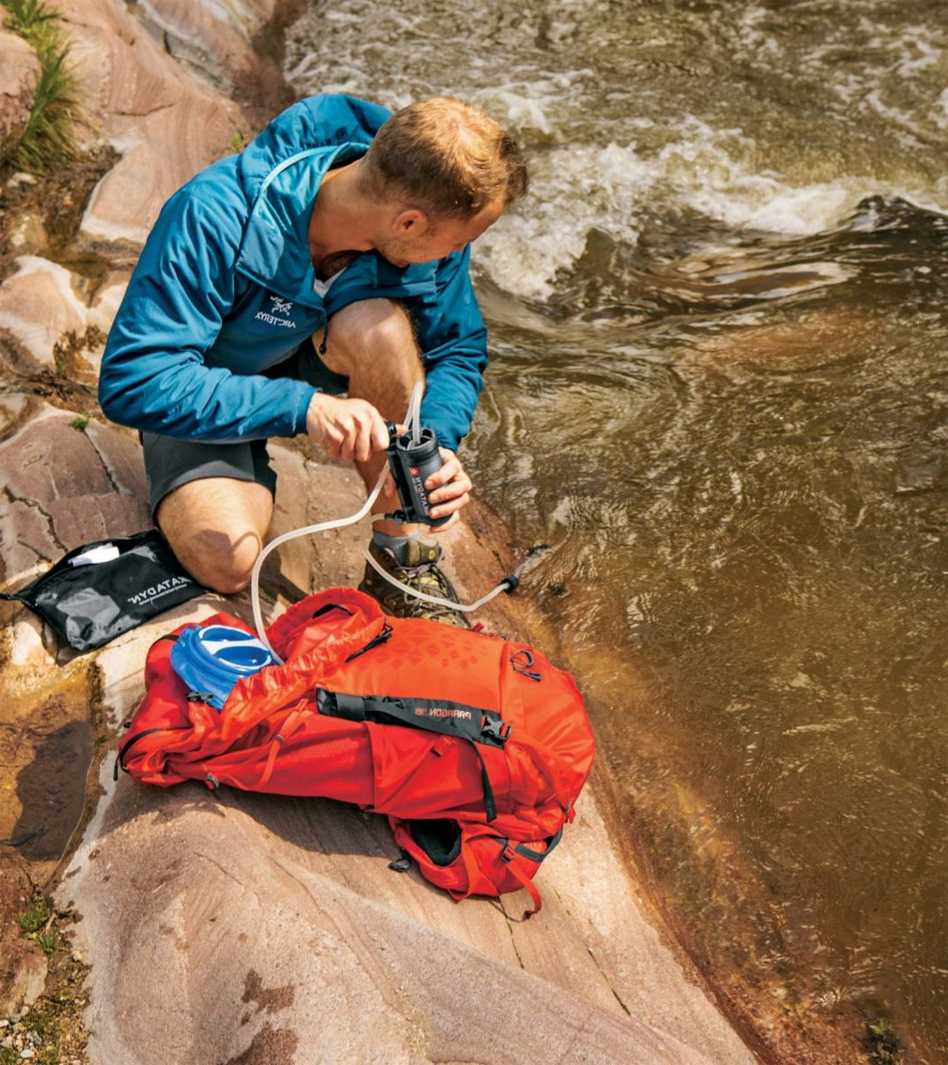 Katadyn® Hiker Pro Water Microfilter
