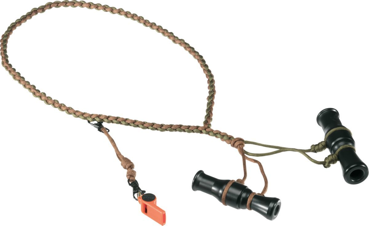 Herter's® Four-Loop Duck Call Lanyard