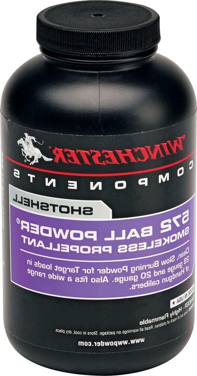 Winchester® Smokeless Ball Powder