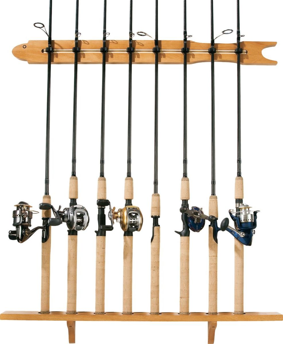 Organized Fishing 8-Rod Modular Rack