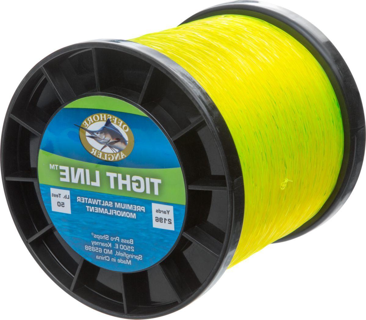 Offshore Angler™ Tight Line™ 2-lb. Spool Premium Monofilament Line