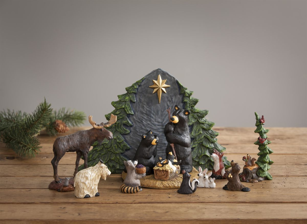 Bearfoots Forest Nativity