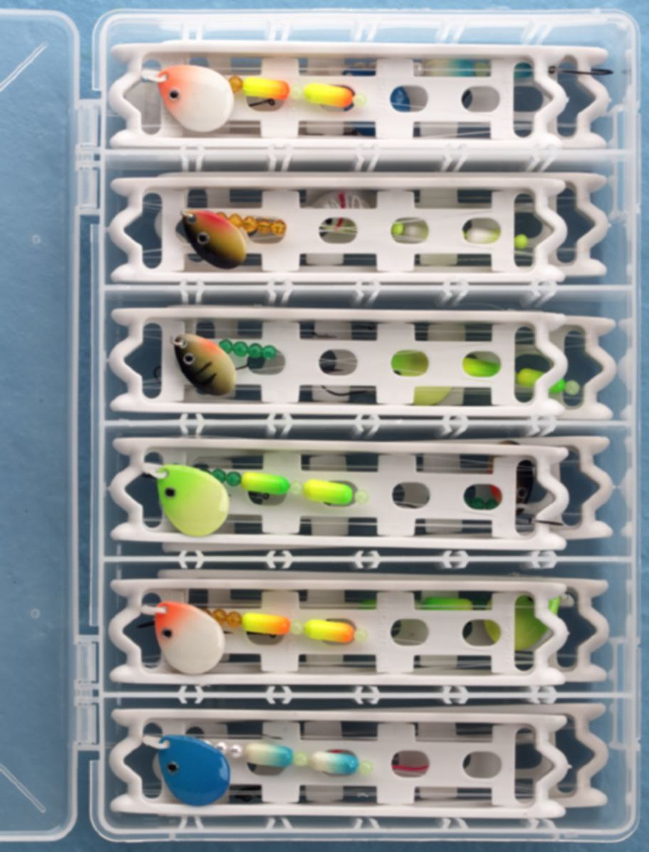 Cabela's Fisherman Series™ Spinner/Snell Holder