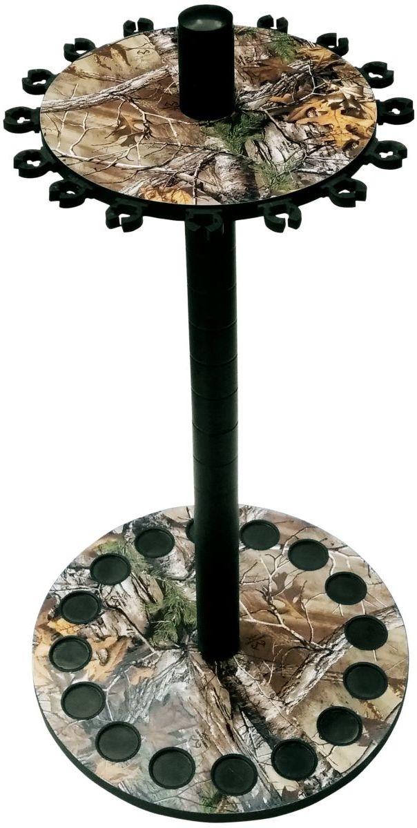 Rush Creek Realtree® 16-Rod Round Rack