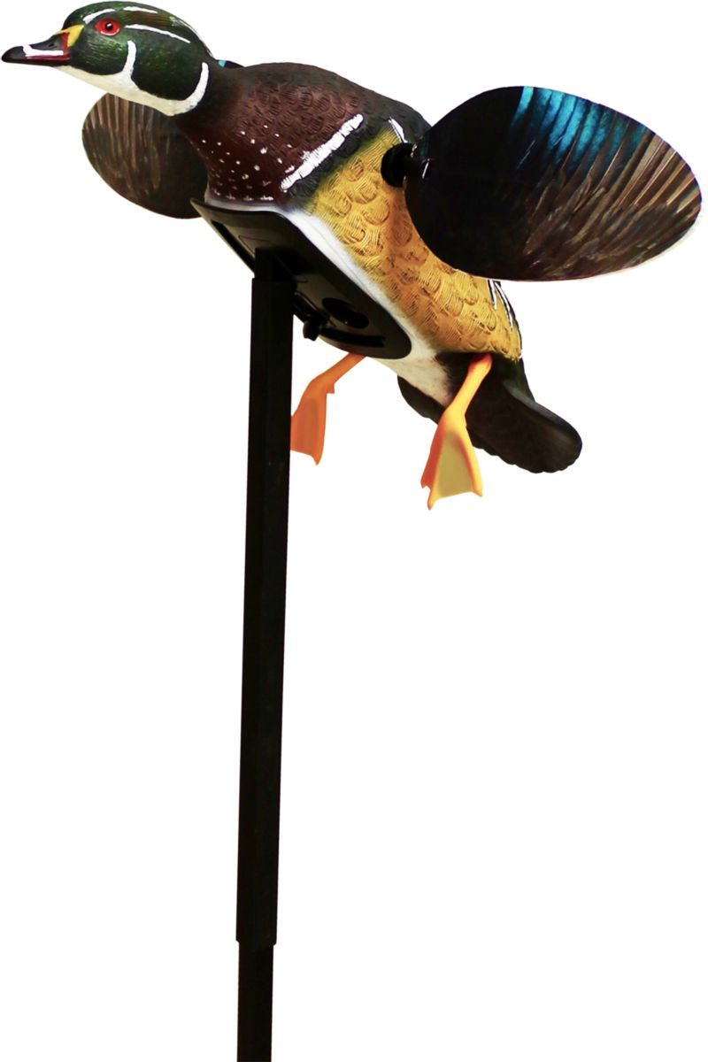 Mojo Outdoors® Elite Series Woody Duck Spinning Wing Decoy