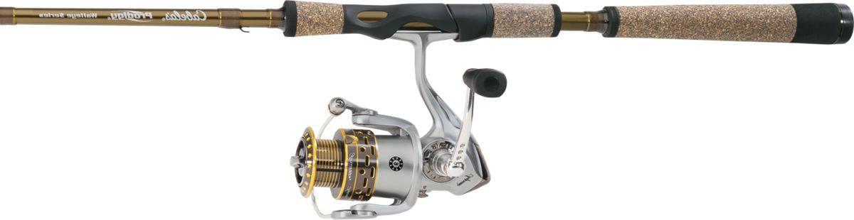 Cabela's Prodigy®/Pflueger® Supreme® Walleye Spinning Combo