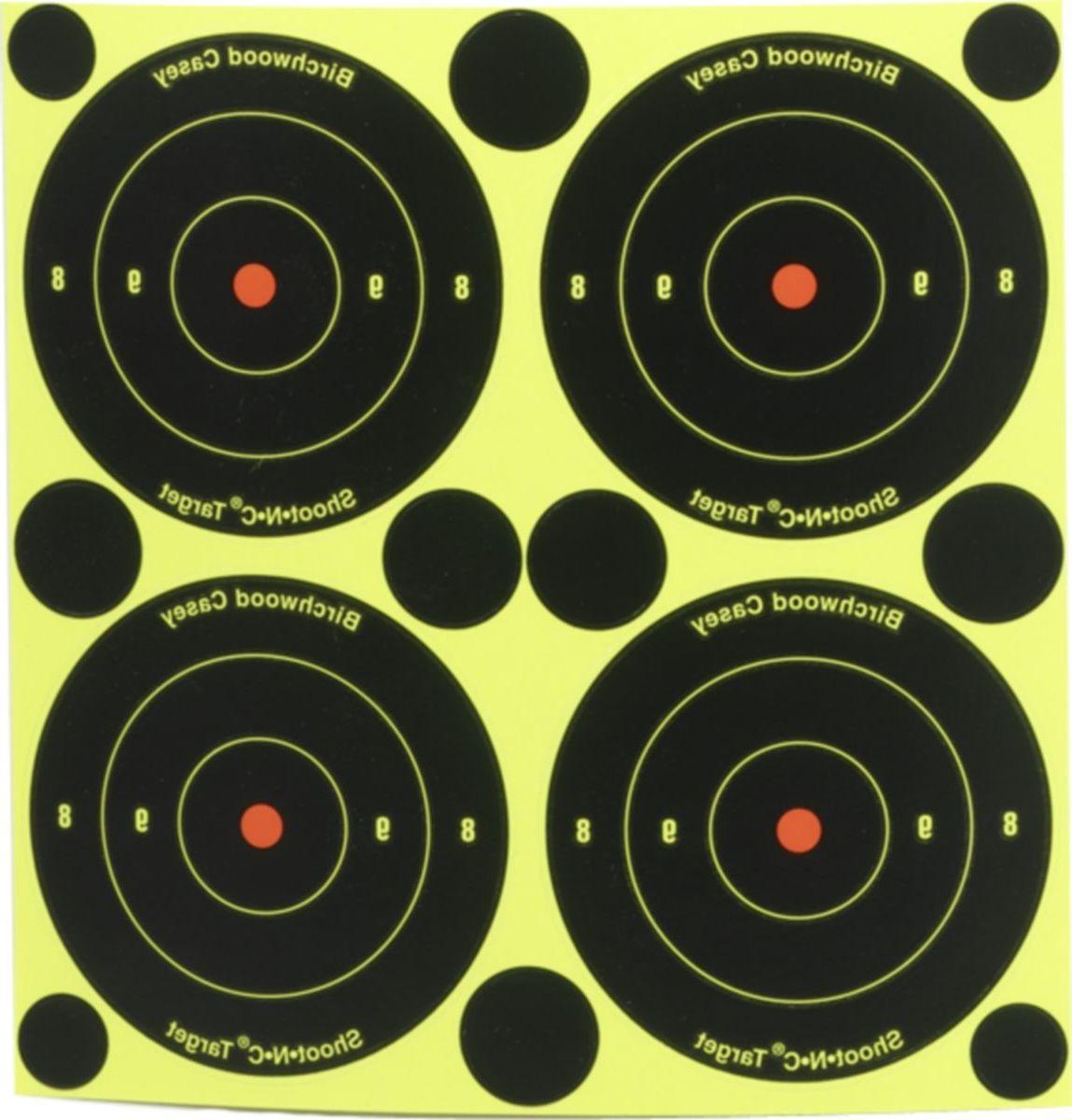 Birchwood-Casey EZE-SCORER® Paper Targets